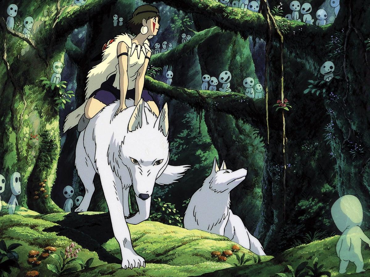 Every Studio Ghibli Film Ranked Film The Guardian