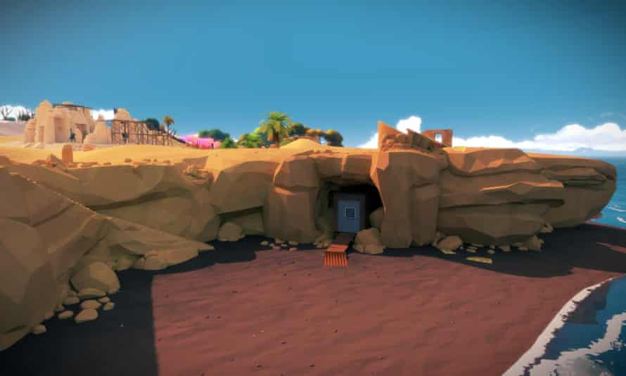 'Scarcely are video games so simple, so pure. If most games are like blockbuster movies, The Witness is a symphony.'