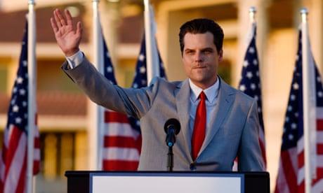 'Truth will prevail': Matt Gaetz takes break from scandal to speak at Trump club