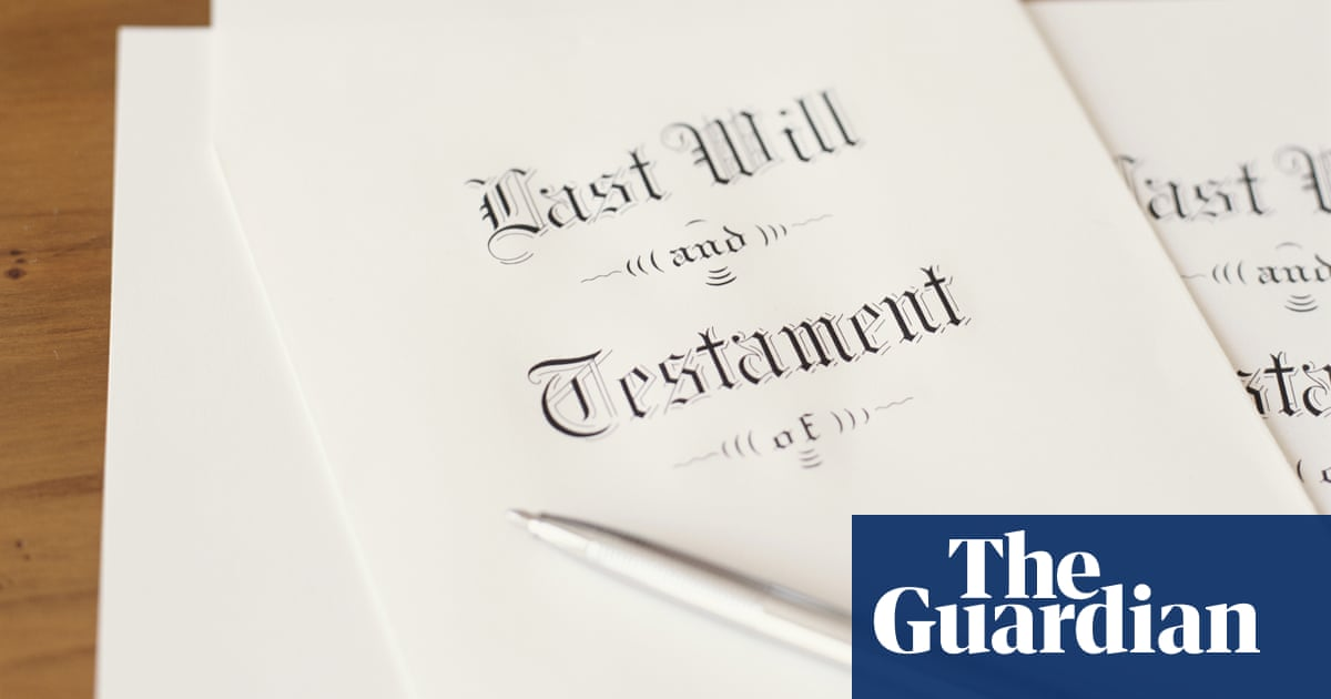 When wills go bad: 'It was the cruellest thing you could