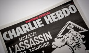 A special edition of Charlie Hebdo, to mark the one-year anniversary of the jihadist attack. The latest edition features a cartoon with a controversial cartoon of the drowned child Alan Kurdi.
