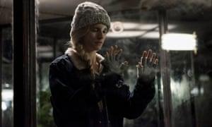 Brit Marling as Prairie Johnson in The OA.