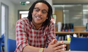 Gus Kadare a student at Hull University