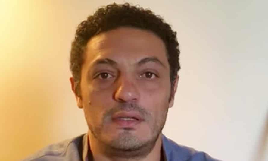 Former actor Mohamed Ali's videos sparked protests last month.