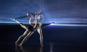 'The texture of life itself': Company Wayne McGregor performing Autobiography at Sadler's Wells.