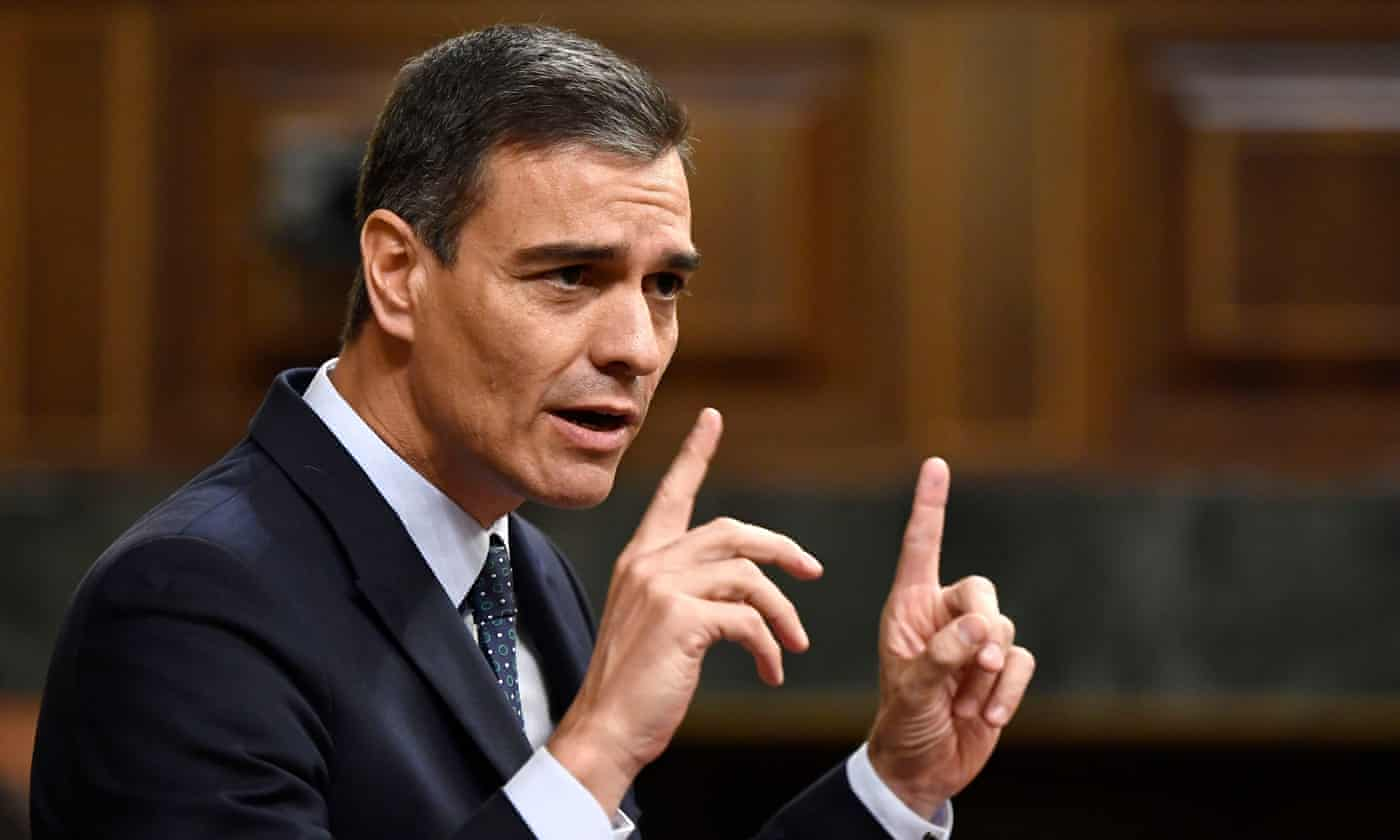 Spain's acting PM fails in first attempt to form new government