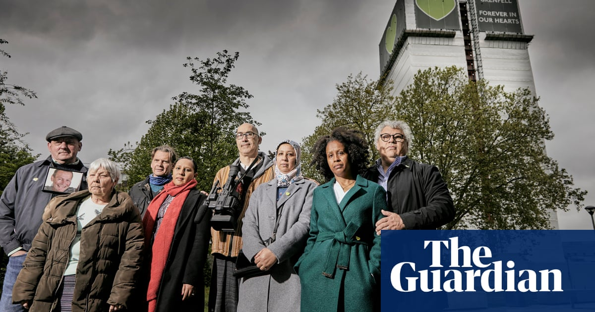 Footage of Grenfell Tower meetings before fire to be shown for first time