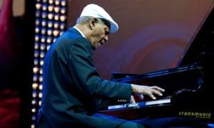 McCoy Tyner performs in 2012
