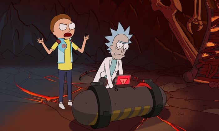I loathe these people': Rick and Morty and the brilliant
