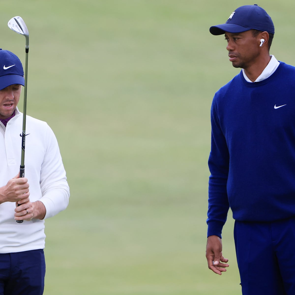 Mcilroy Says Woods Can Still Affect Golf In A Great Way If Car Crash Ends Career Tiger Woods The Guardian