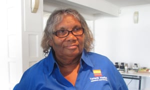 Yamatji-Marlpa Aboriginal co-chair and Nyamal elder Doris Eaton says living in a remote community on traditional lands was central to her identity as an Aboriginal person.