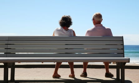 the review found there is a group of people who may be forced into early retirement because of illness or injury who live in limbo until they are eligible for the aged pension.