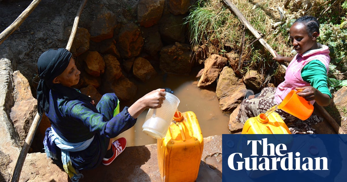 The Ethiopian boomtown that welcomes water firms but leaves locals