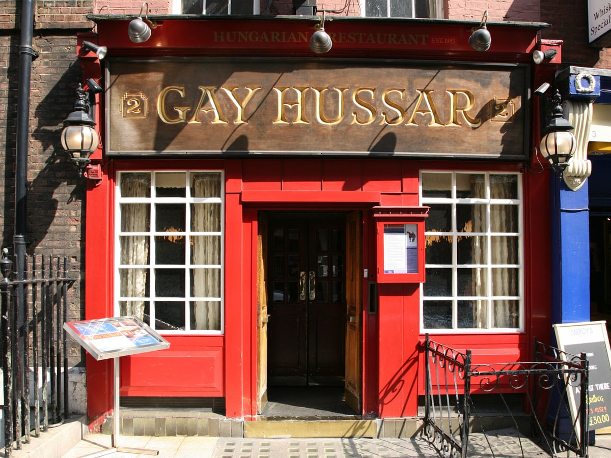 Last orders at the Gay Hussar – the left's hotbed of plots, gossip ...