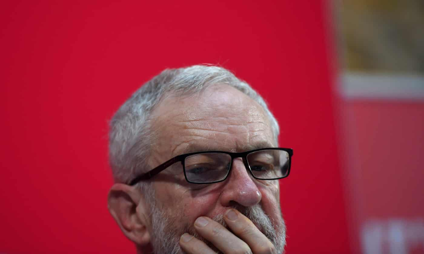 If Boris Johnson gets back to No 10 he will have Jeremy Corbyn to thank