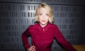 Lauren Laverne: 'We were this funny little middle-class outpost of a big working-class family.'