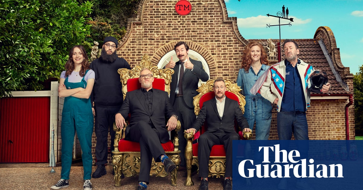 Taskmaster: famous faces complete nonsense tasks and are judged for them – what's not to love?