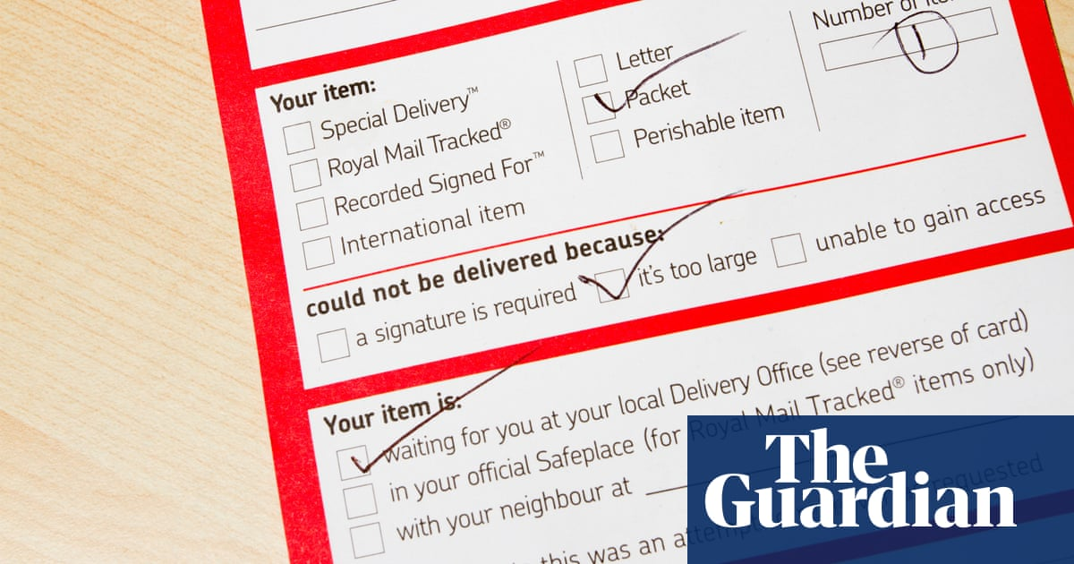 What really happens when Royal Mail fails to deliver? | Money | The