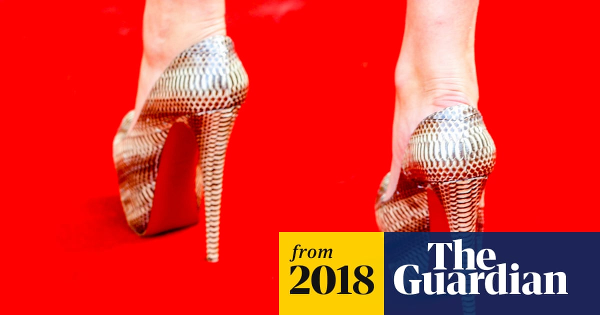 19e206903688 Christian Louboutin faces setback in fight to trademark red sole ...