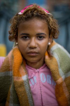 Paola, 15, Las Mercedes