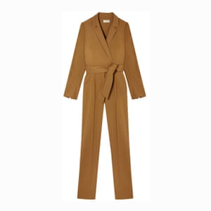 The jumpsuit Tailored but relaxed; £199, hobbs.co.uk.