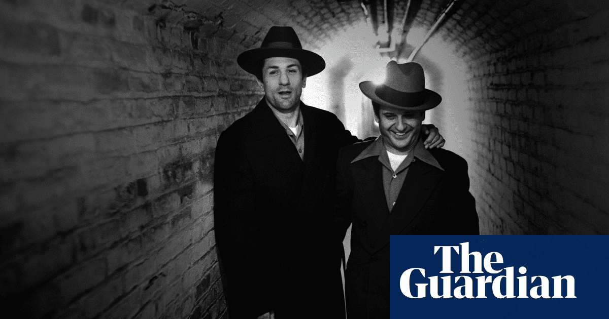 The making of a heavyweight: Scorsese and De Niro behind the scenes of Raging Bull – in pictures