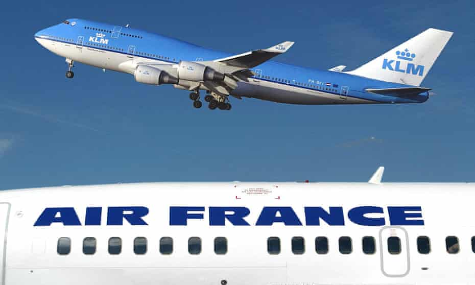 Air France-KLM intends to reduce its French domestic routes by 40% by the end of this year