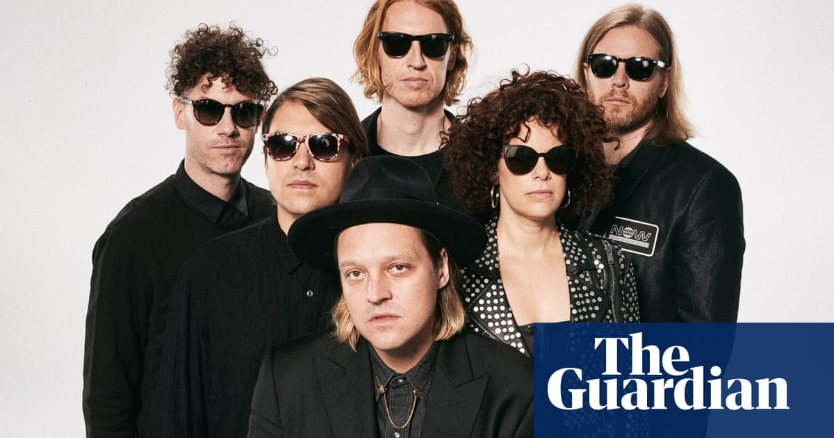 arcade fire  Arcade Fire: 'People have lost the ability to even know what a joke ...