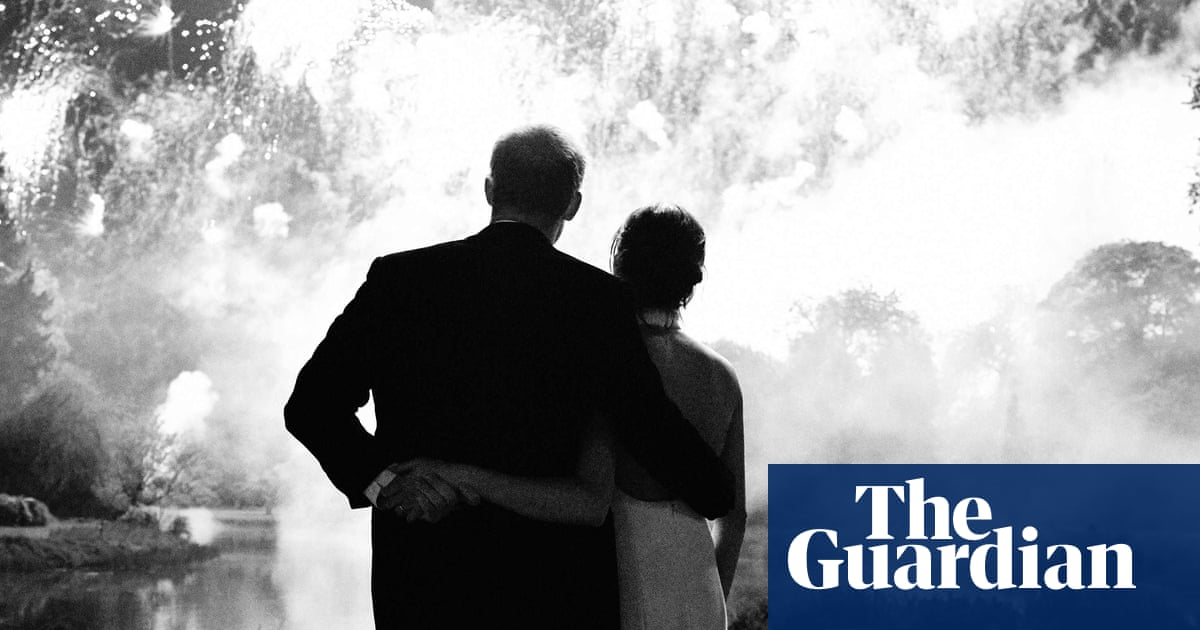 Fireworks V Family Frolics A Tale Of Two Royal Christmas Cards