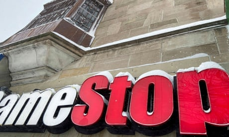 GameStop shares plunge as traders dump stock
