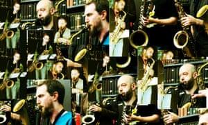 Madwort Saxophone Quartet
