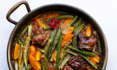 Beef and okra soup recipe for Stormzy