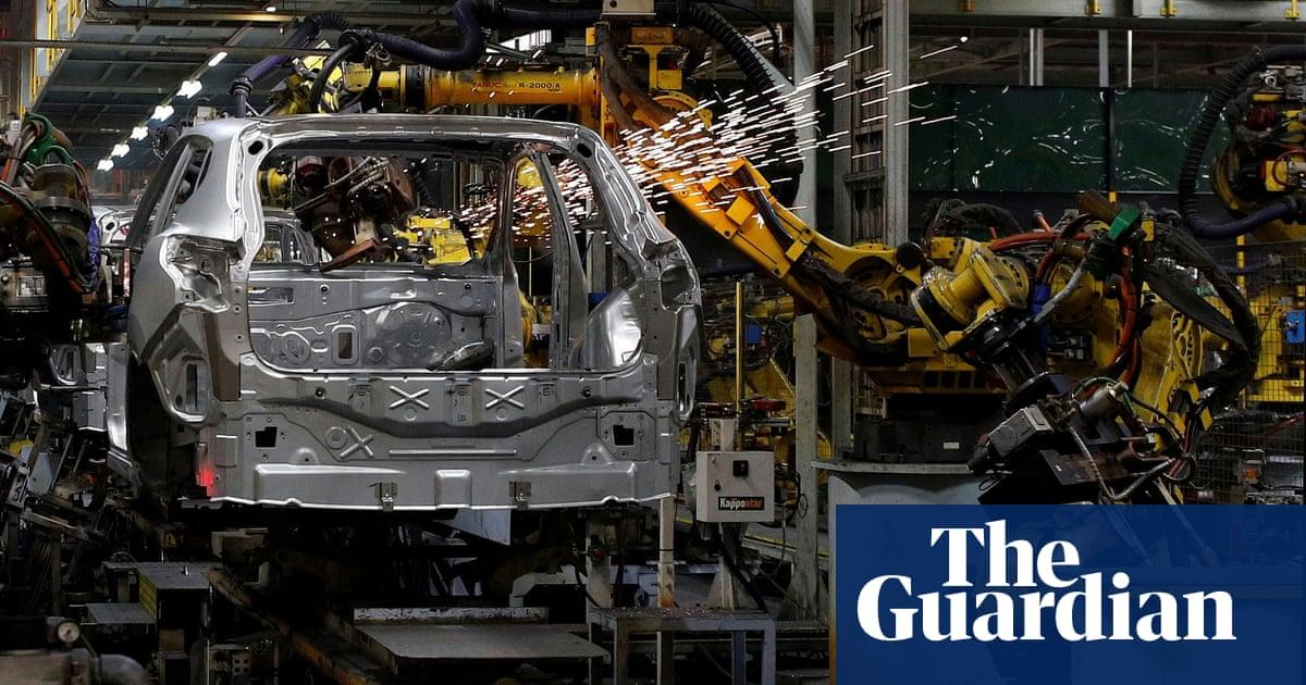 Nissan sets out plans for £1bn electric car hub in Sunderland