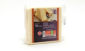 Sainsbury's Taste the Difference English Vintage Reserve Cheddar