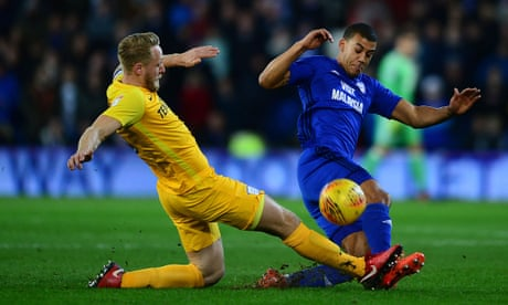 Championship roundup: Tom Clarke sends Cardiff City to third defeat in a row