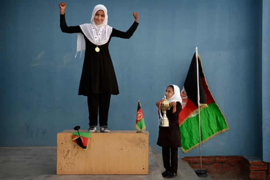 Tahmina, 13, Afghanistan