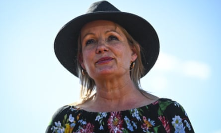The environment minister, Sussan Ley