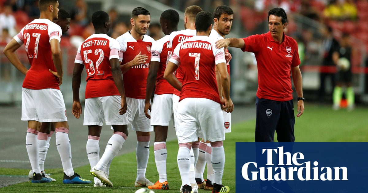 77c088fd19b Premier League 2018-19 preview No1  Arsenal