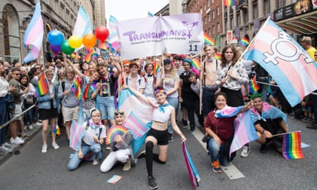 Teenage transgender row splits Sweden as dysphoria diagnoses soar by 1,500%