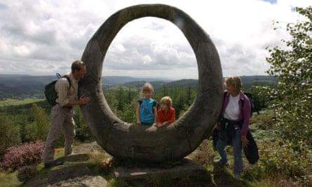Grizedale Sculpture Park