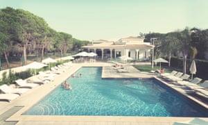 Magnolia Hotel, Algarve, Portugal