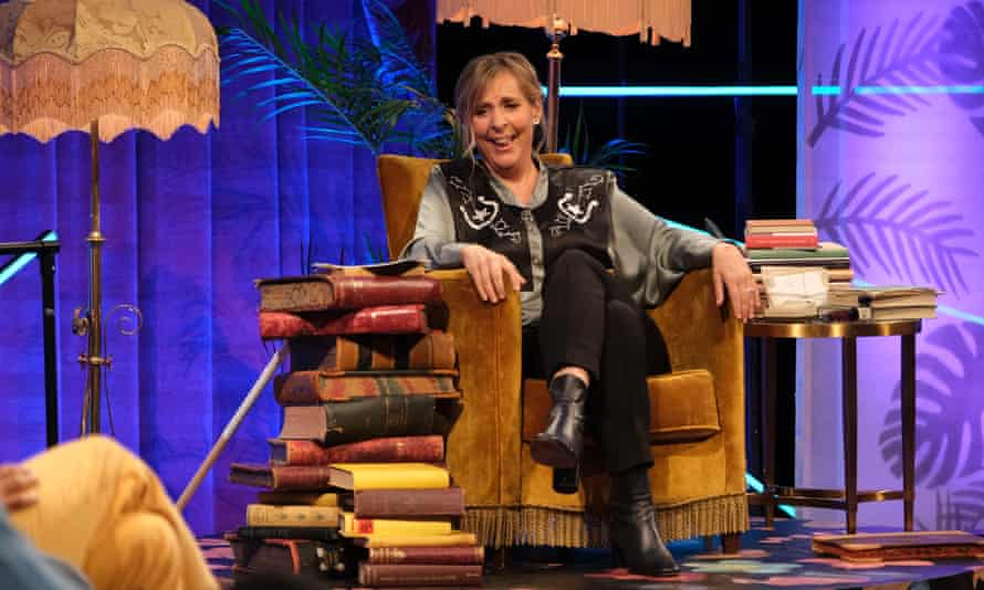 True confessions … Mel Giedroyc: Unforgivable.