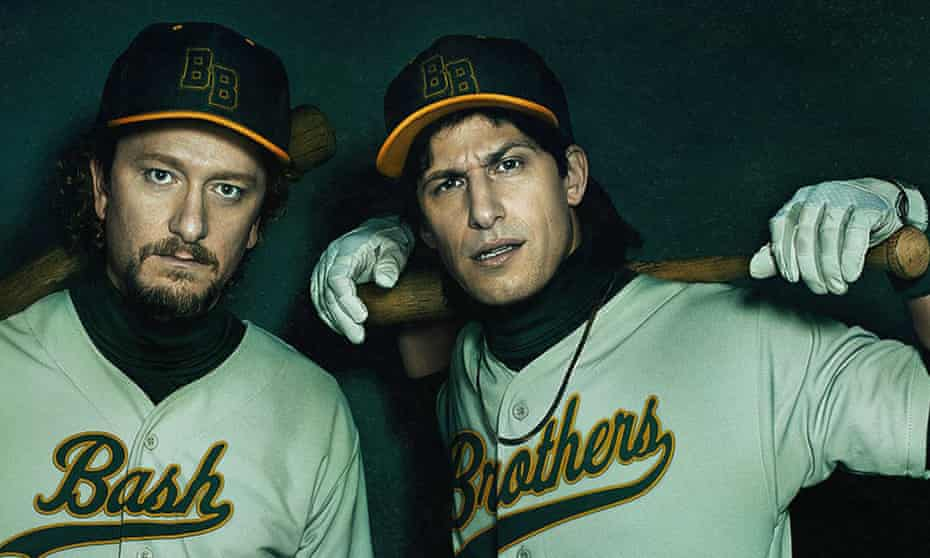 Everything Andy Samberg stands for, perfectly condensed ... The Unauthorised Bash Brothers Experience.