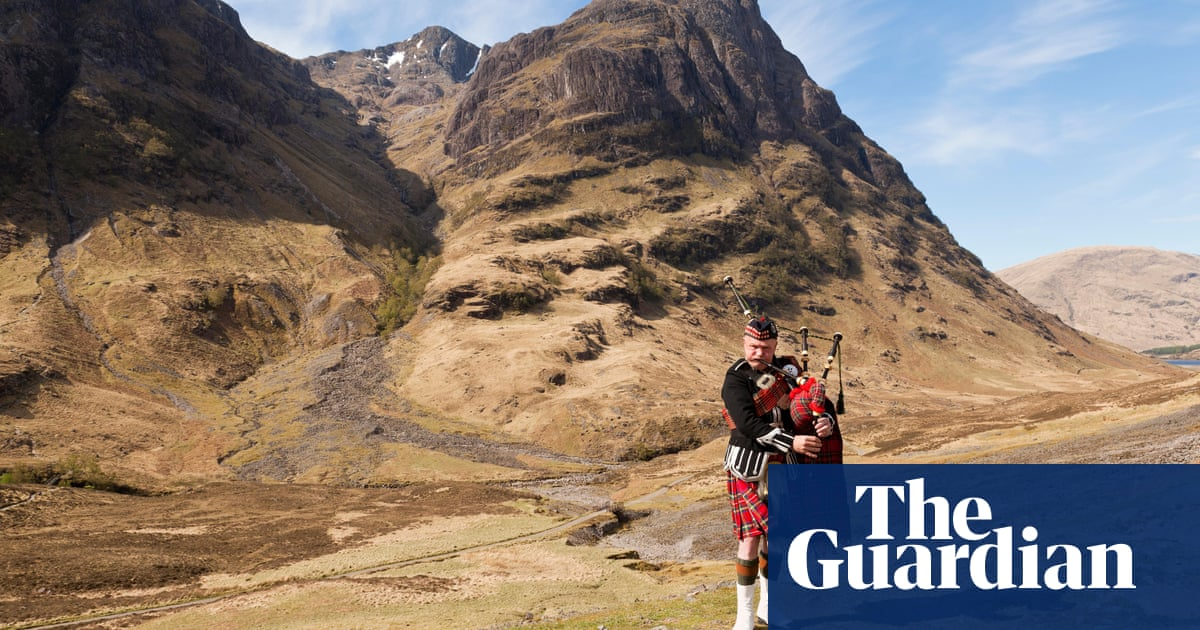 Its quite primal: the blissed-out bagpipes of pibroch