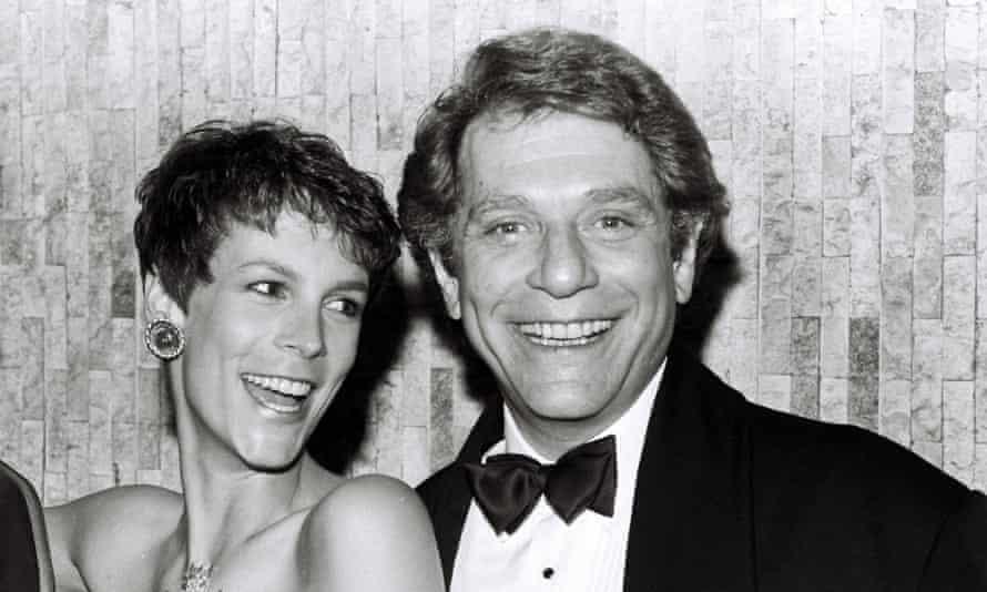 Jamie Lee Curtis and George Segal in 1986.
