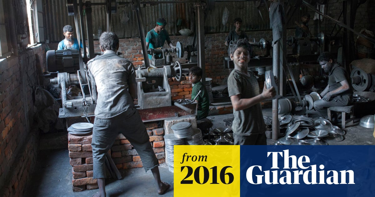 Child labour 'rampant' in Bangladesh factories, study