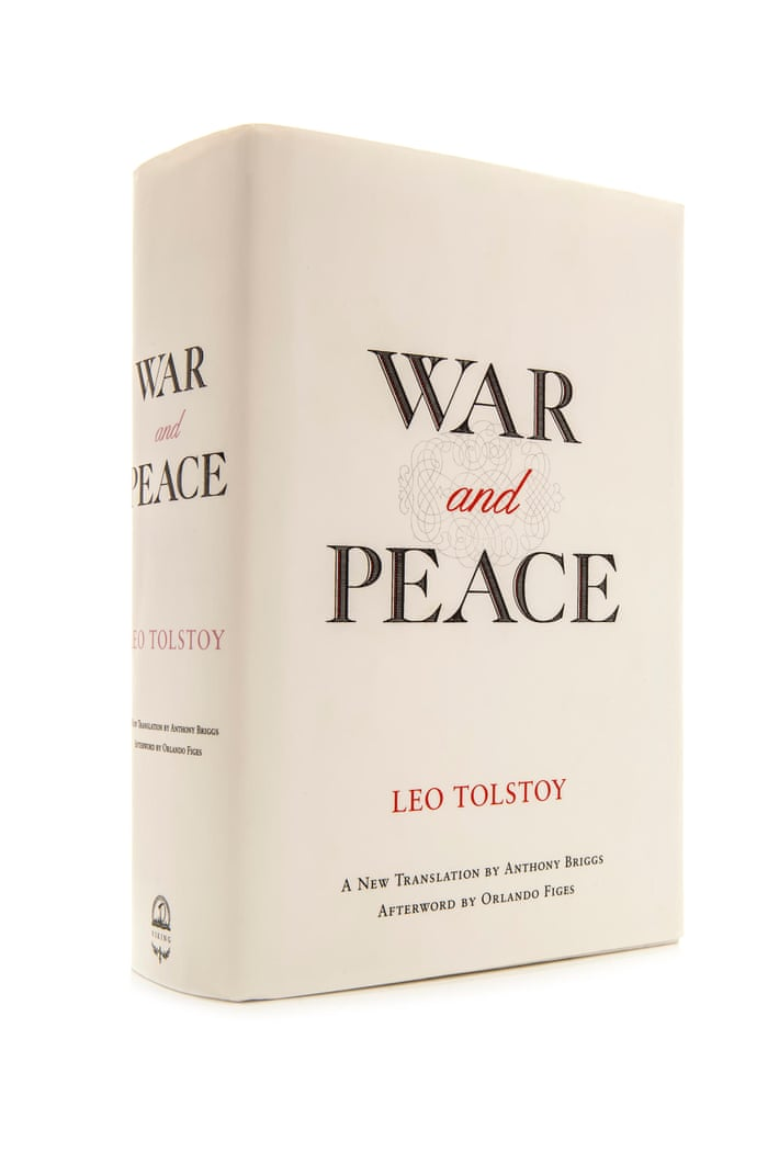 paragraph on war and peace