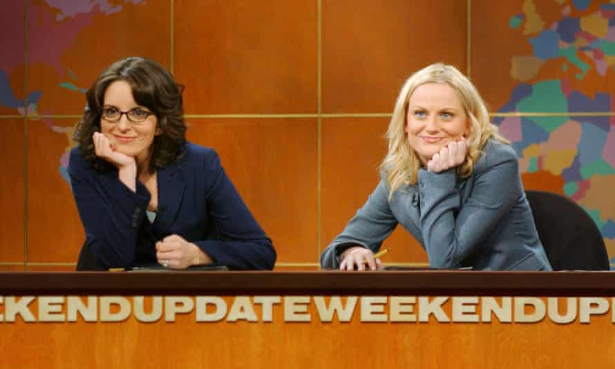 The pair together in Weekend Update