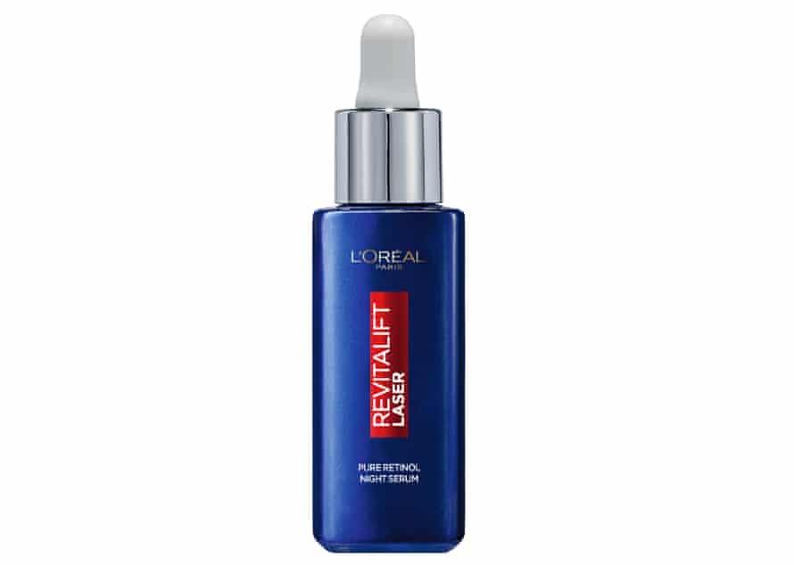 L'Oreal Paris Revitalift Laser Pure Retinol Deep Wrinkle Night Serum