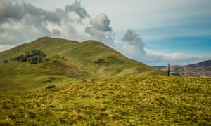 Castlelaw Hillfort, near Edinburgh, from Wild Ruins BC: The explorer's guide to Britain's ancient sites by David Hamilton